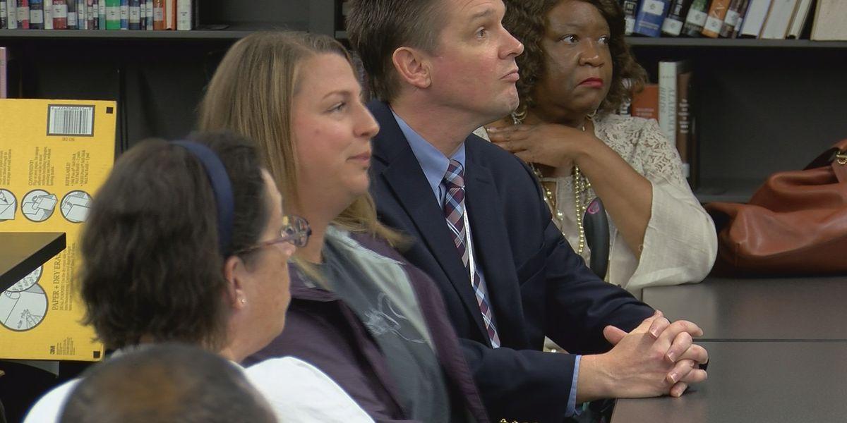 Huntsville school parents call for success at strategic plan meeting