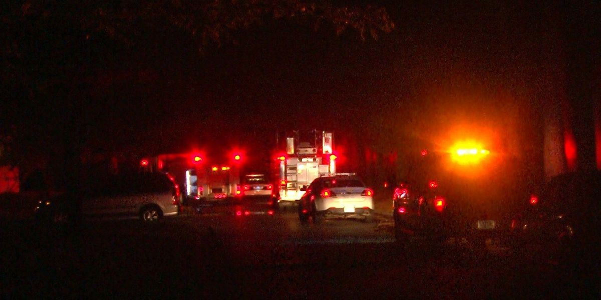 FIRST ALERT: Nine displaced after early morning apartment fire