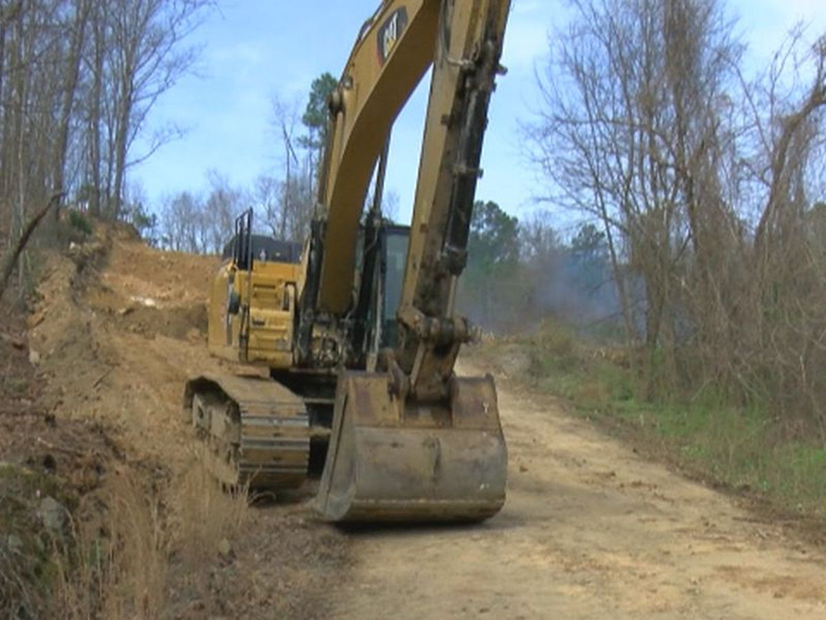 After over 3 years, Aldridge Gap Road in Marshall County reopens