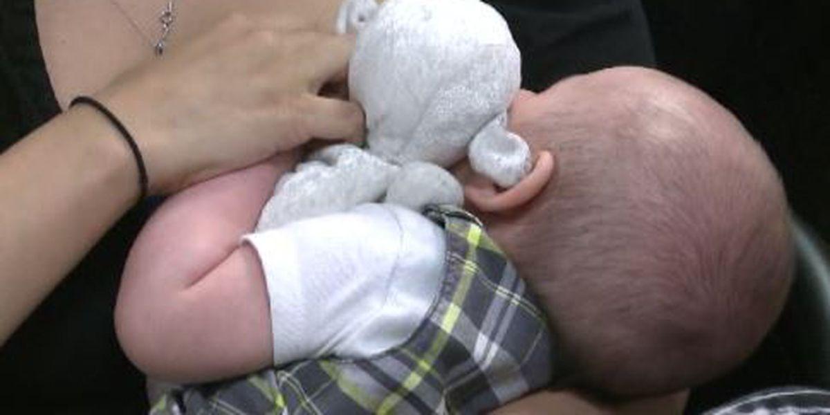 Alabama breastfeeding rates among lowest in nation