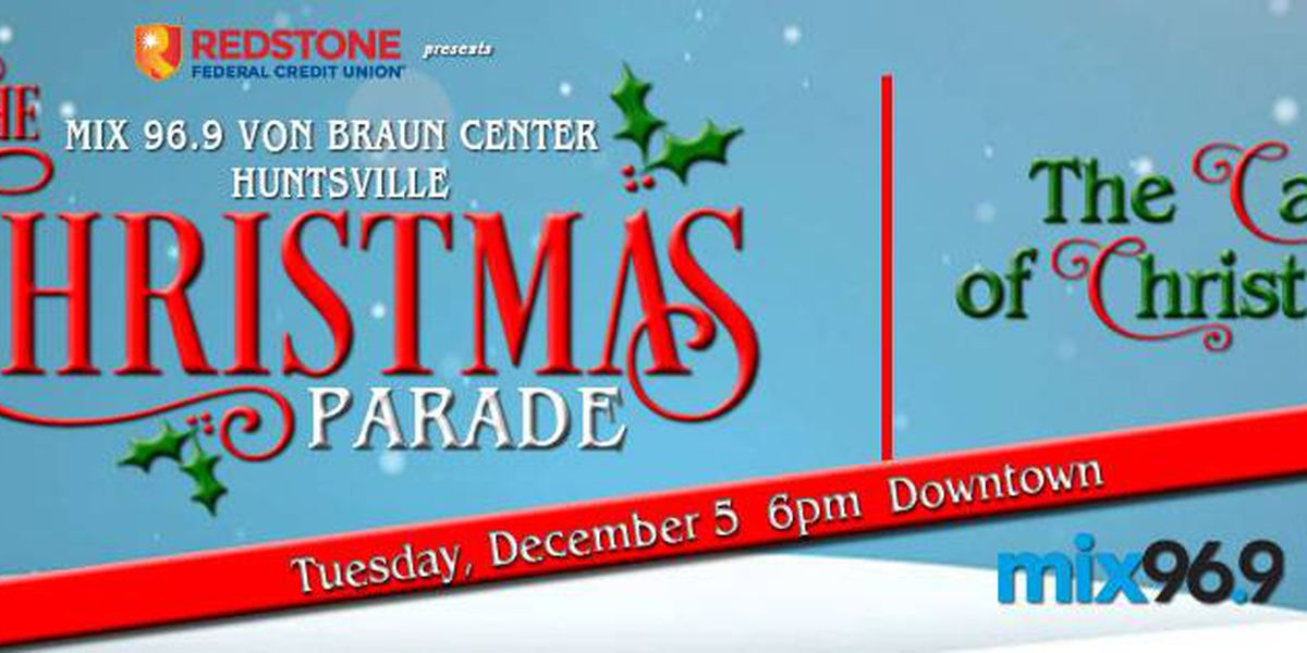 Huntsville Christmas Parade Road Closures And Route