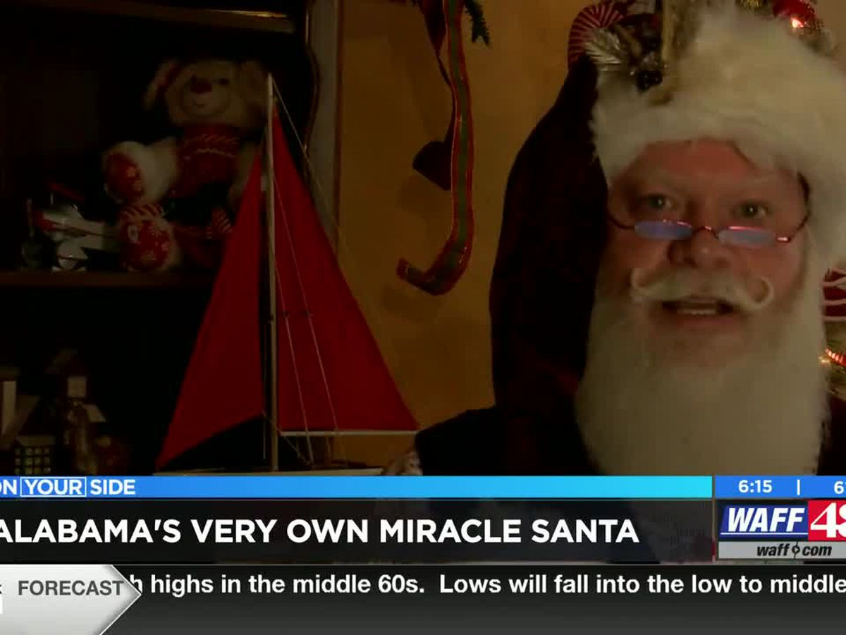 Alabama's very own Miracle Santa