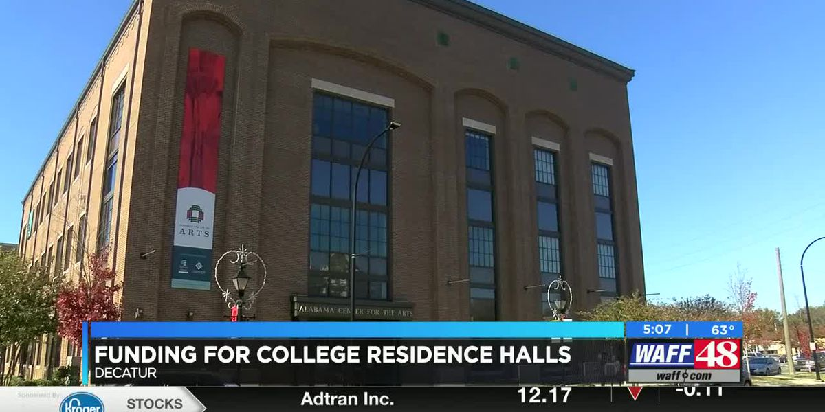 Multi-million dollar residence hall coming to Decatur