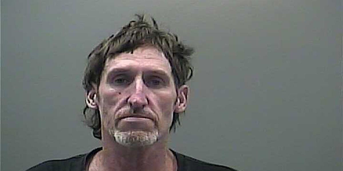 Man in custody following high-speed chase, car crash