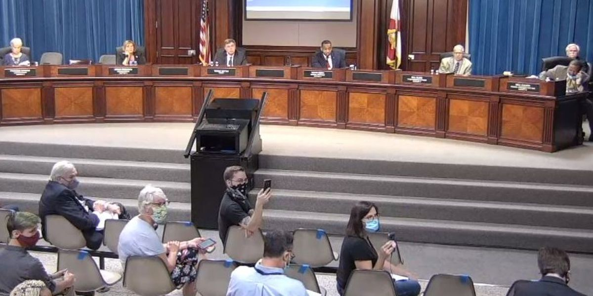 Huntsville City Council addresses email concerns of sexual misconduct within police department