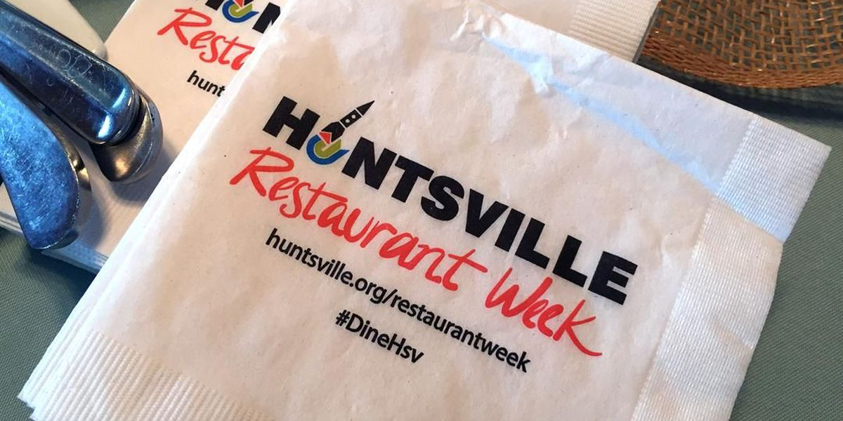 Dine and discover during Huntsville Restaurant Week