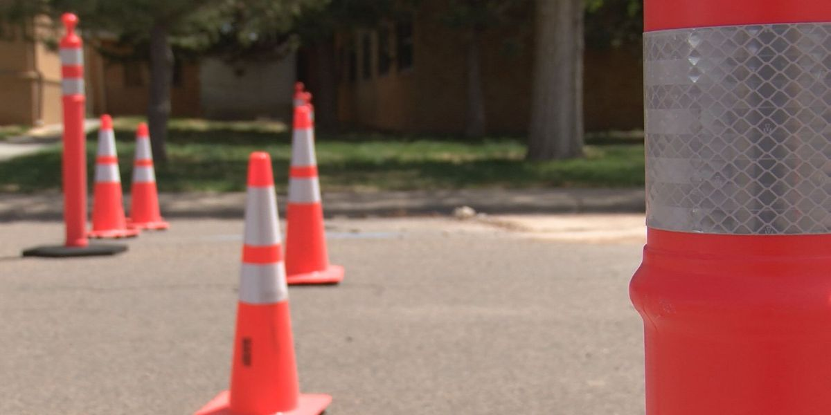 Neighbors are relieved to finally see this road project in Florence happening.