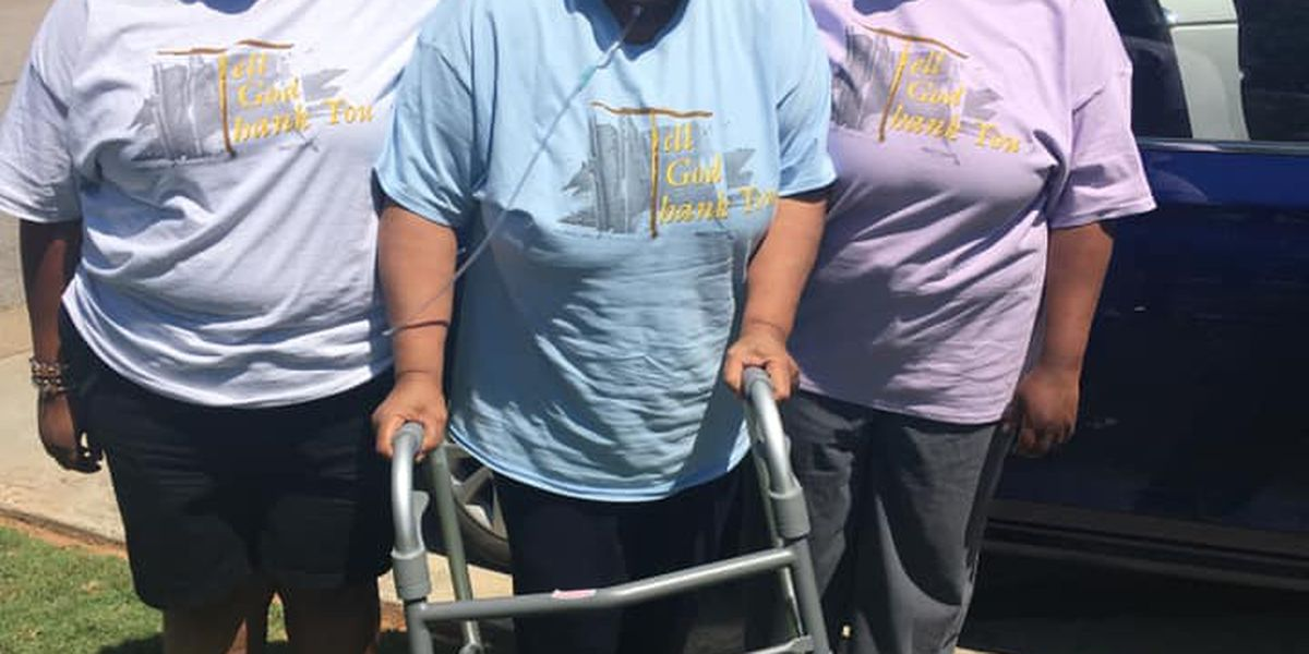 Months after Lee County tornado, family using faith to inspire others