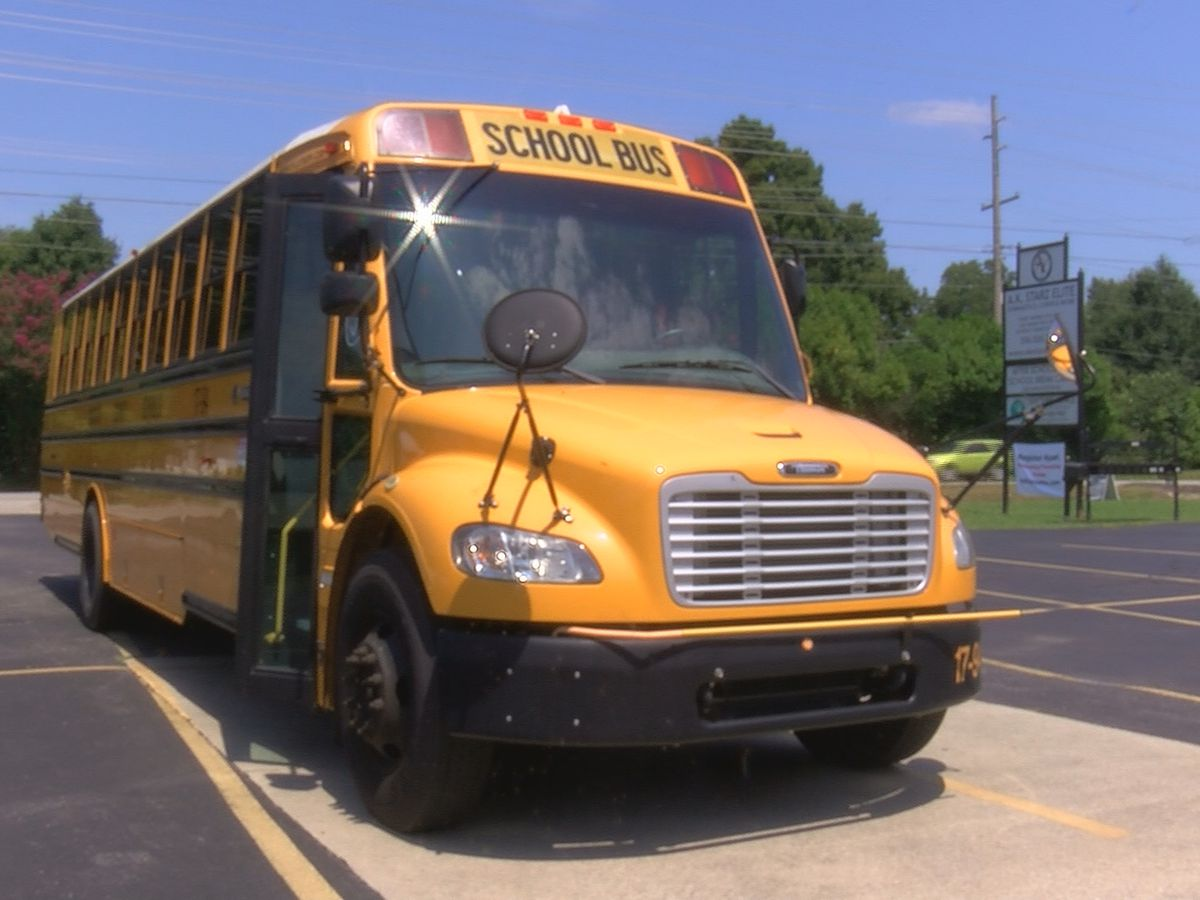 Madison County Schools bus driver tests positive for COVID-19