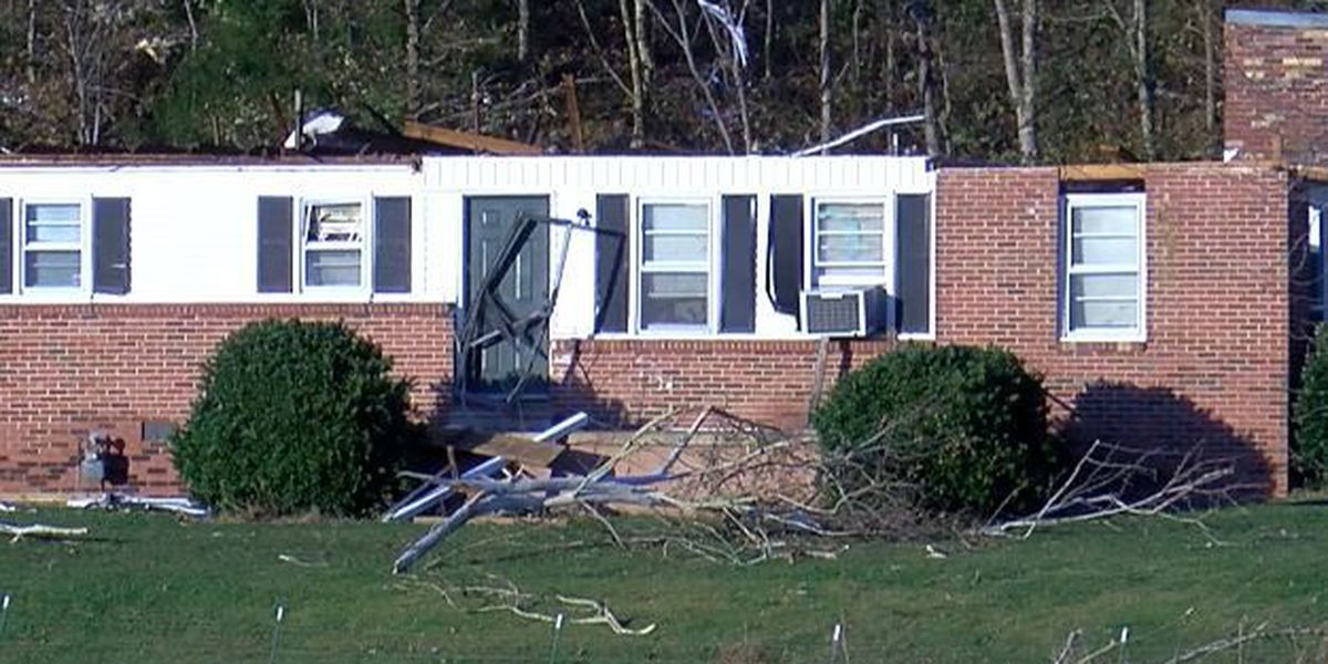 NWS: 2 tornadoes confirmed in Saturday storms