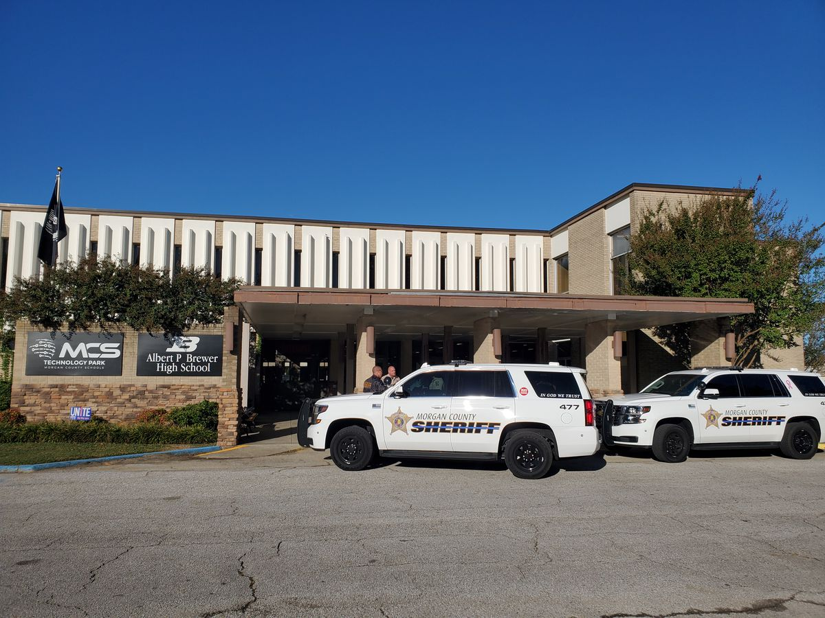 Morgan County authorities investigating stabbing incident near Key Turney Road