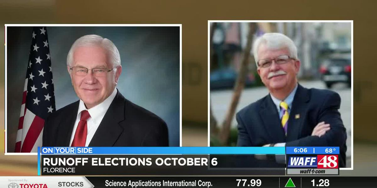 Florence Runoff Elections scheduled for October 6