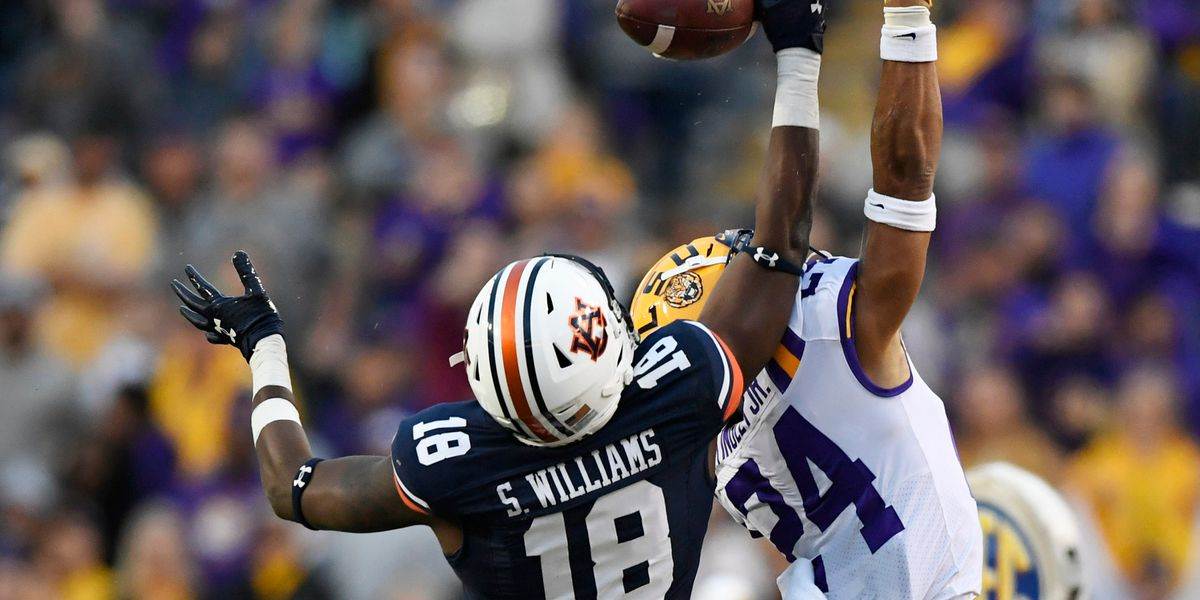 Streak of losses for Auburn at LSU continues