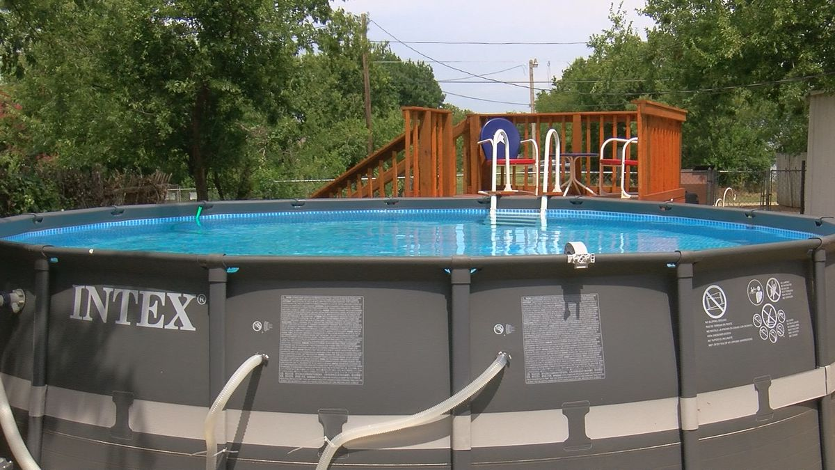 Backyard Swimming Pool Sales Up During Pandemic