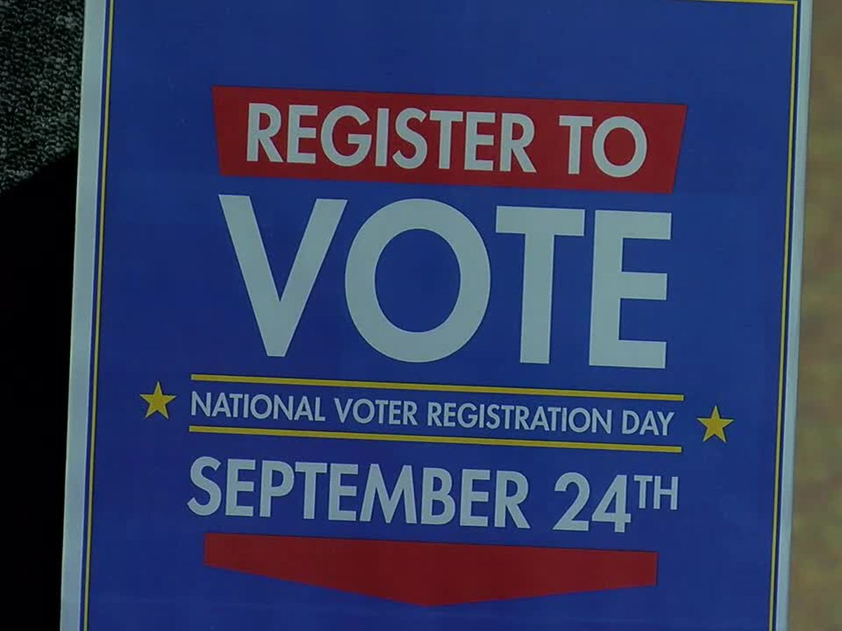 It's National Voter Registration Day