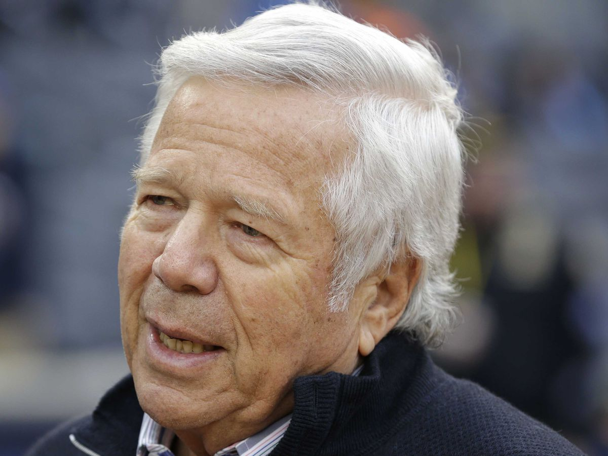 Robert Kraft says he is 'truly sorry' in first statement since solicitation charges