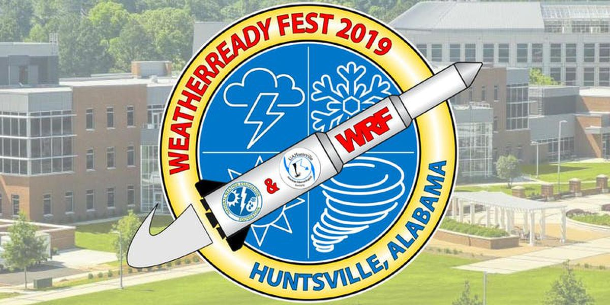 WeatherReady Fest coming to Huntsville this weekend