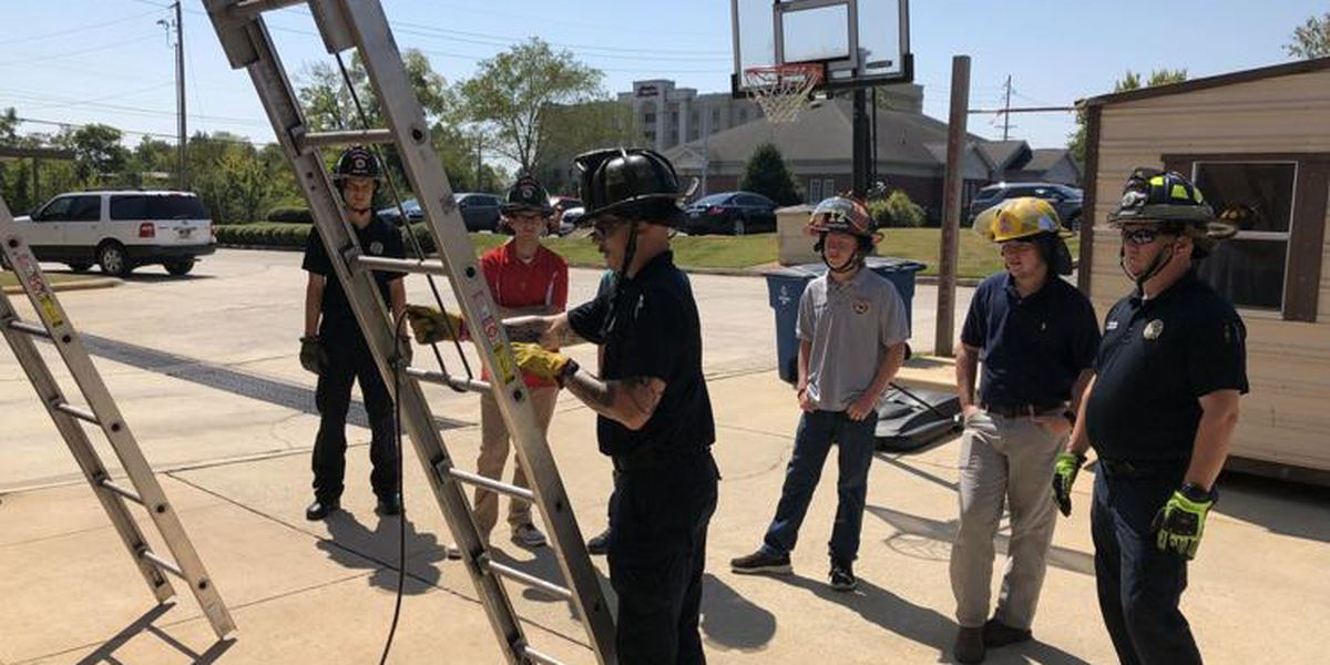Job shadowing day a success for Lauderdale County students