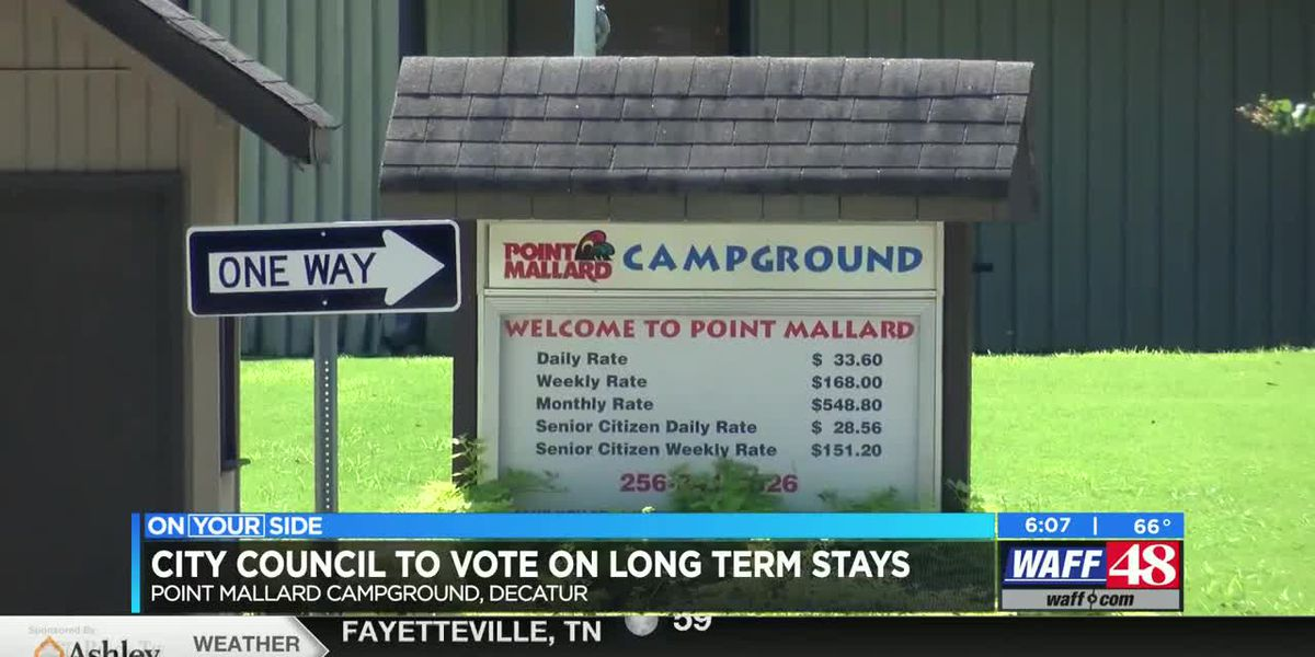 Decatur City Council to vote on long term stays