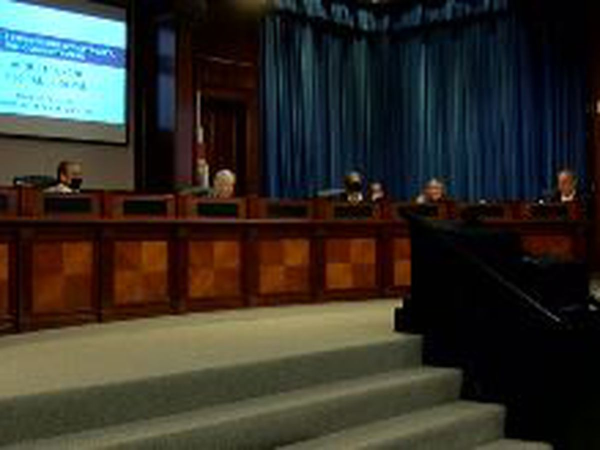 Huntsville Police Citizens Advisory Council hears public comments about how H.P.D. handled protests