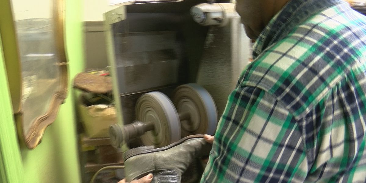 Decatur shoemaker's equipment stolen during 'busy' season