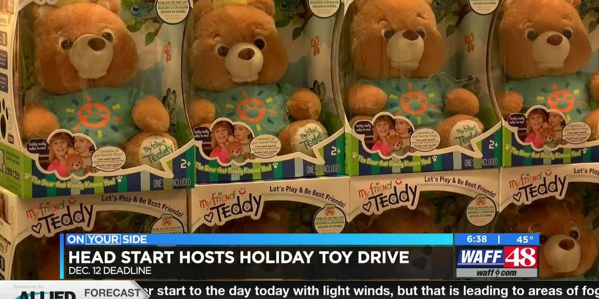 Head Start nonprofit hosts Holiday Toy Drive
