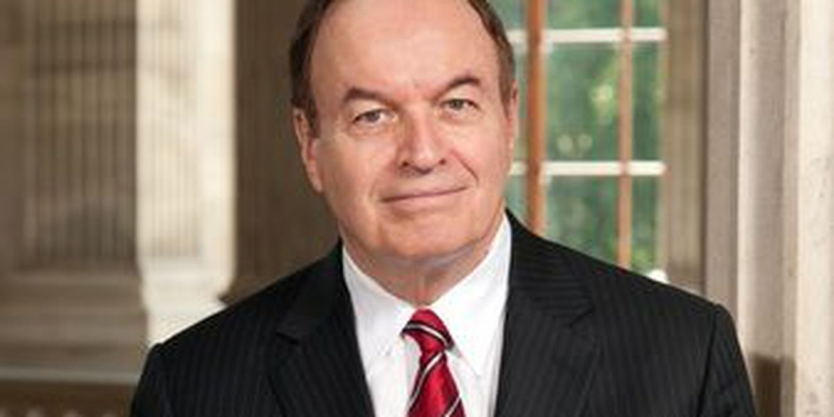 Sen. Richard Shelby confirms he won't seek re-election