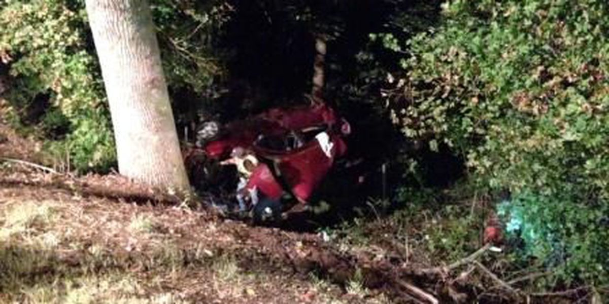 Overnight Crash In Lauderdale County Kills Two