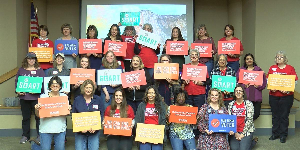Local organization host gun safety awareness meeting