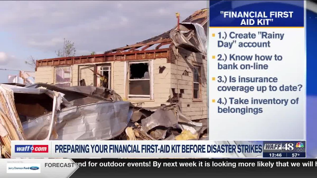 Financial Friday: Protecting your finances during a natural disaster