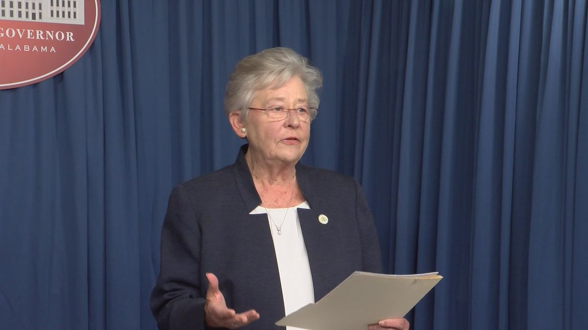 Gov. Ivey's order puts some Madison County parolees on pause