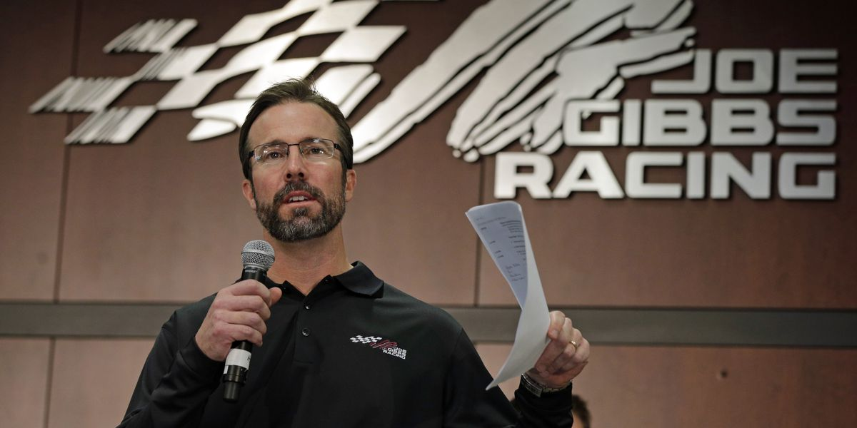 J.D. Gibbs, son of Joe Gibbs, dies at 49 from neurological disease