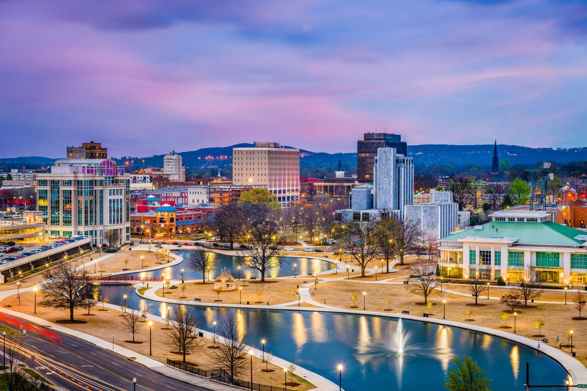 Huntsville Named 4th Best City In The U S For Career Opportunities By Smartasset Com