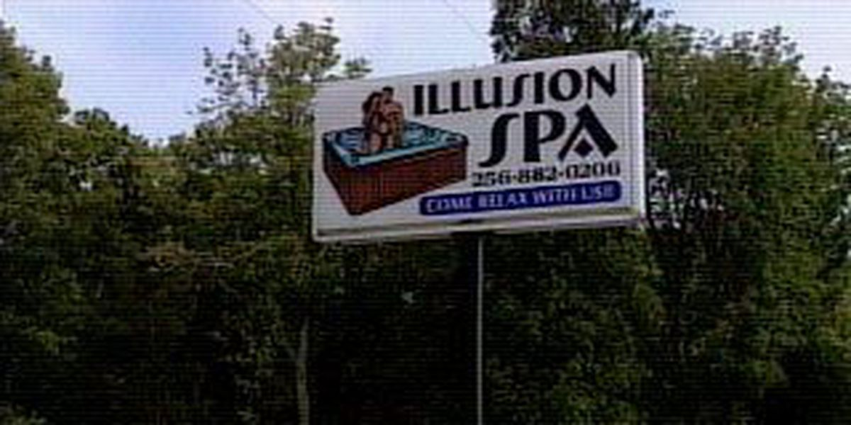 Alleged prostitution in two Valley spas