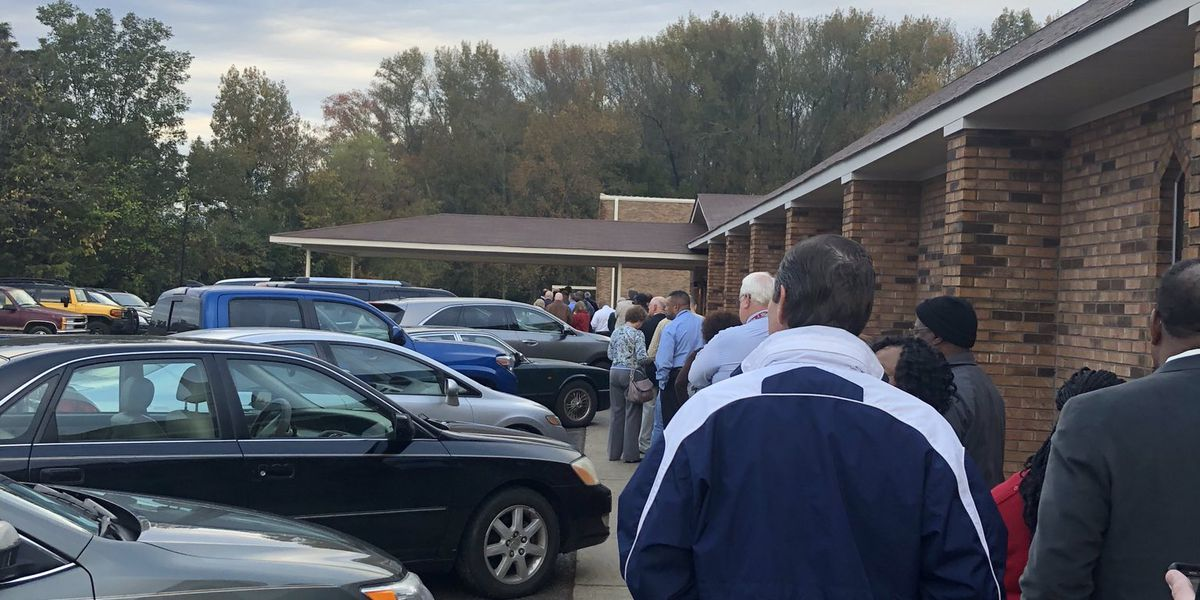 Voting machine issues in Madison County