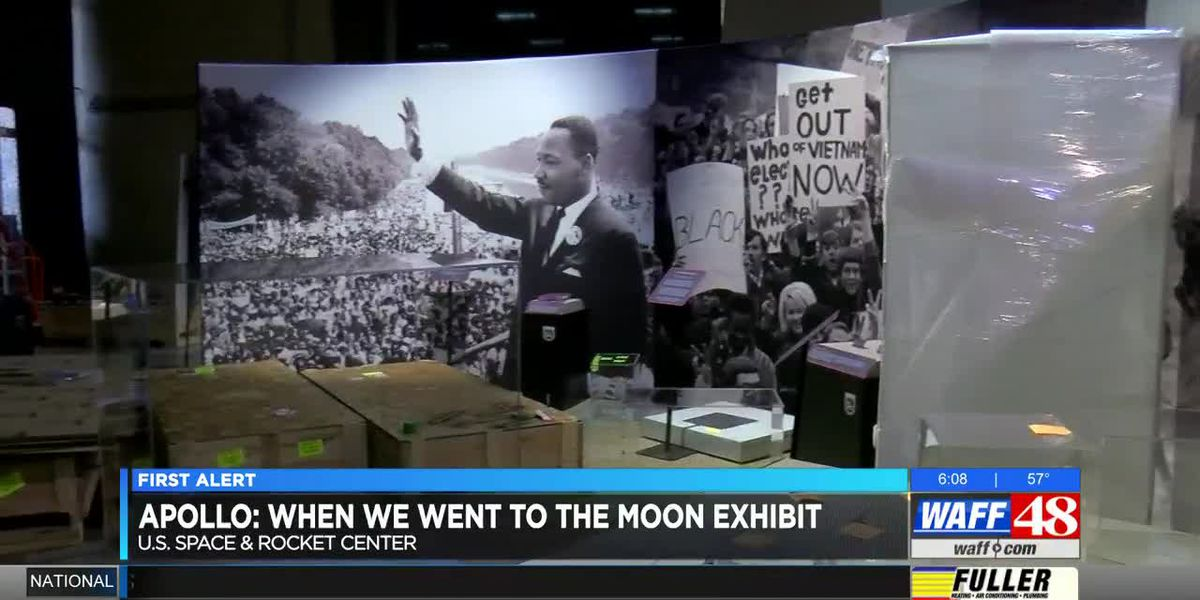 U.S. Space & Rocket Center hosting world premiere of Apollo exhibit this weekend