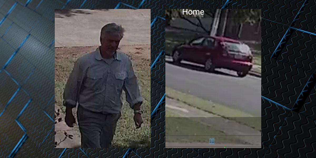 Crime Stoppers: Home burglar steals backpack, gun, piggy bank