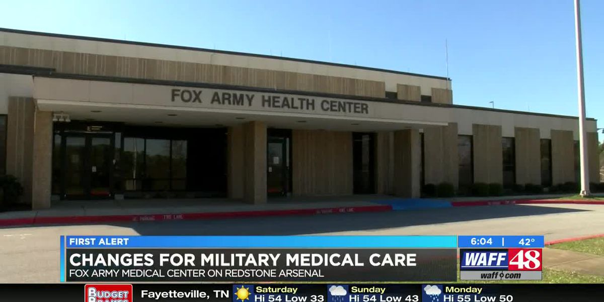 Fox Army Health Center Pharmacy to reopen March 30