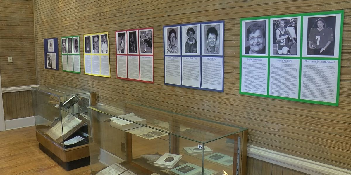 Women's voting rights exhibit featured at Limestone County Archives
