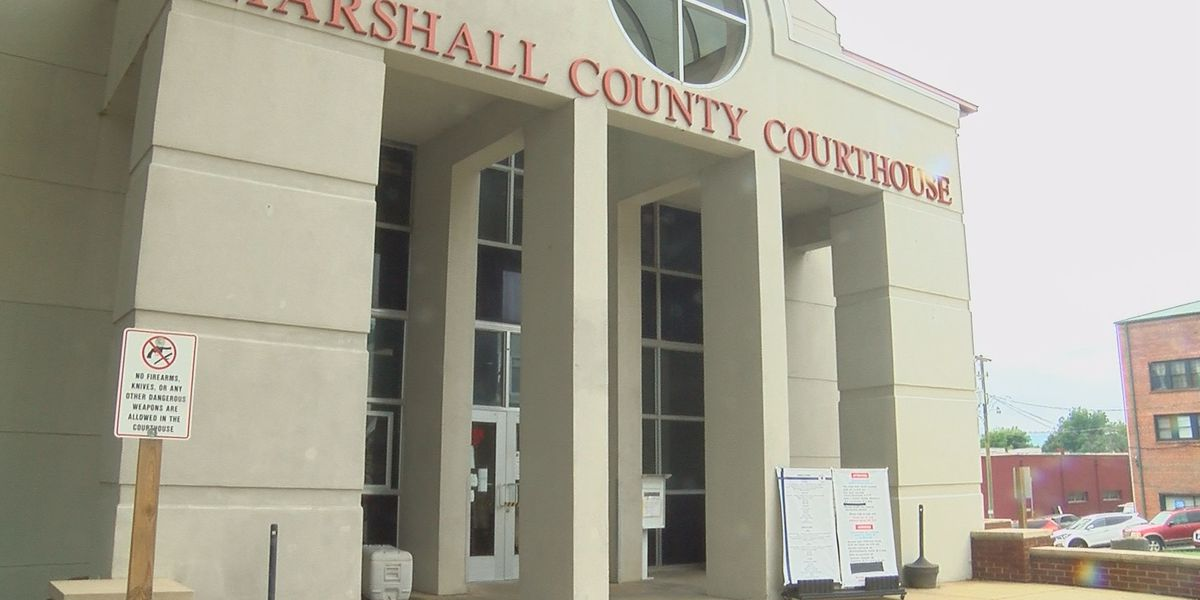 Marshall County Courthouse sees delays in court system