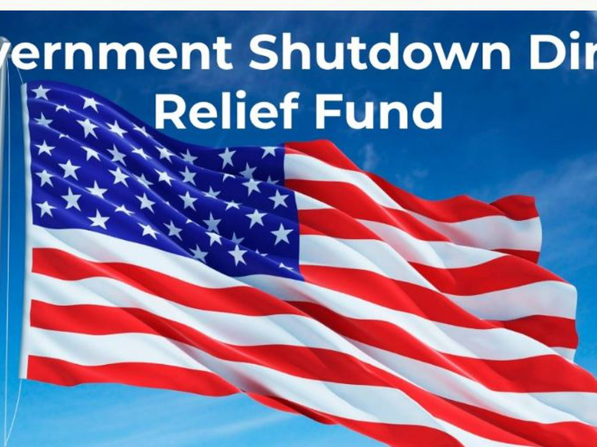 GoFundMe starts fundraiser for workers affected by partial government shutdown