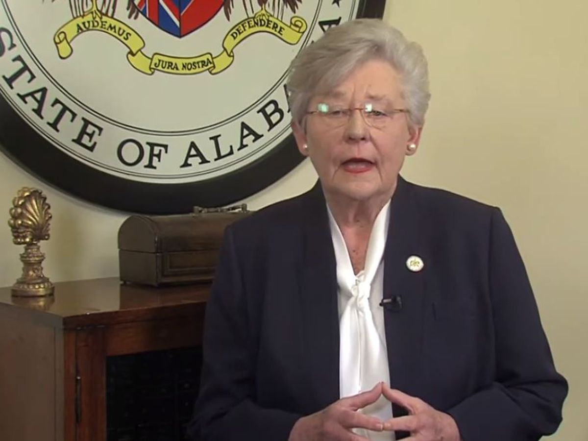 Gov. Ivey announces $2.9 million for home weatherization projects