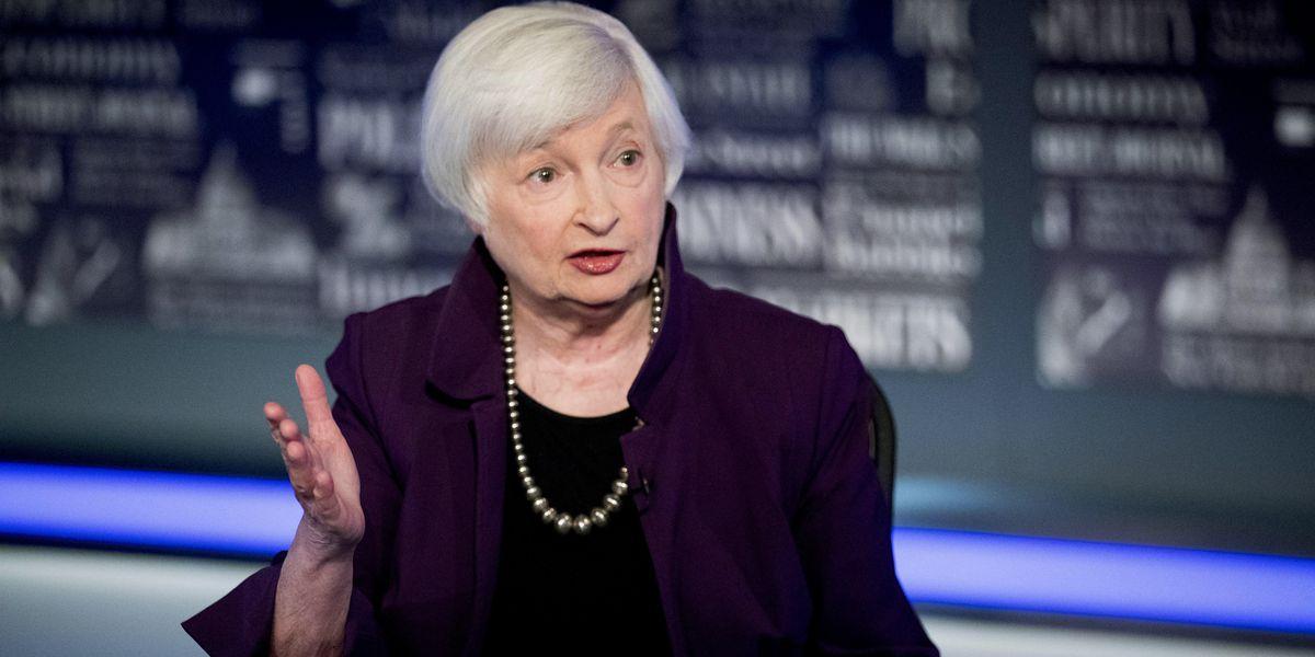 Janet Yellen wins Senate approval as treasury secretary