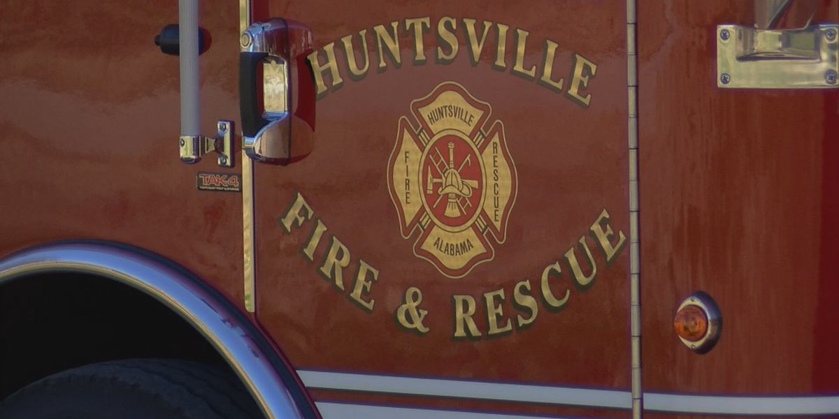 Six people displaced in Huntsville fire