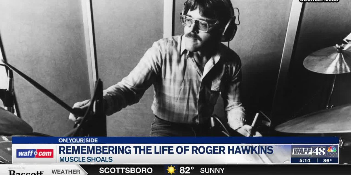 Swampers, Roger Hawkins, remembered for his lasting legacy as iconic drummer