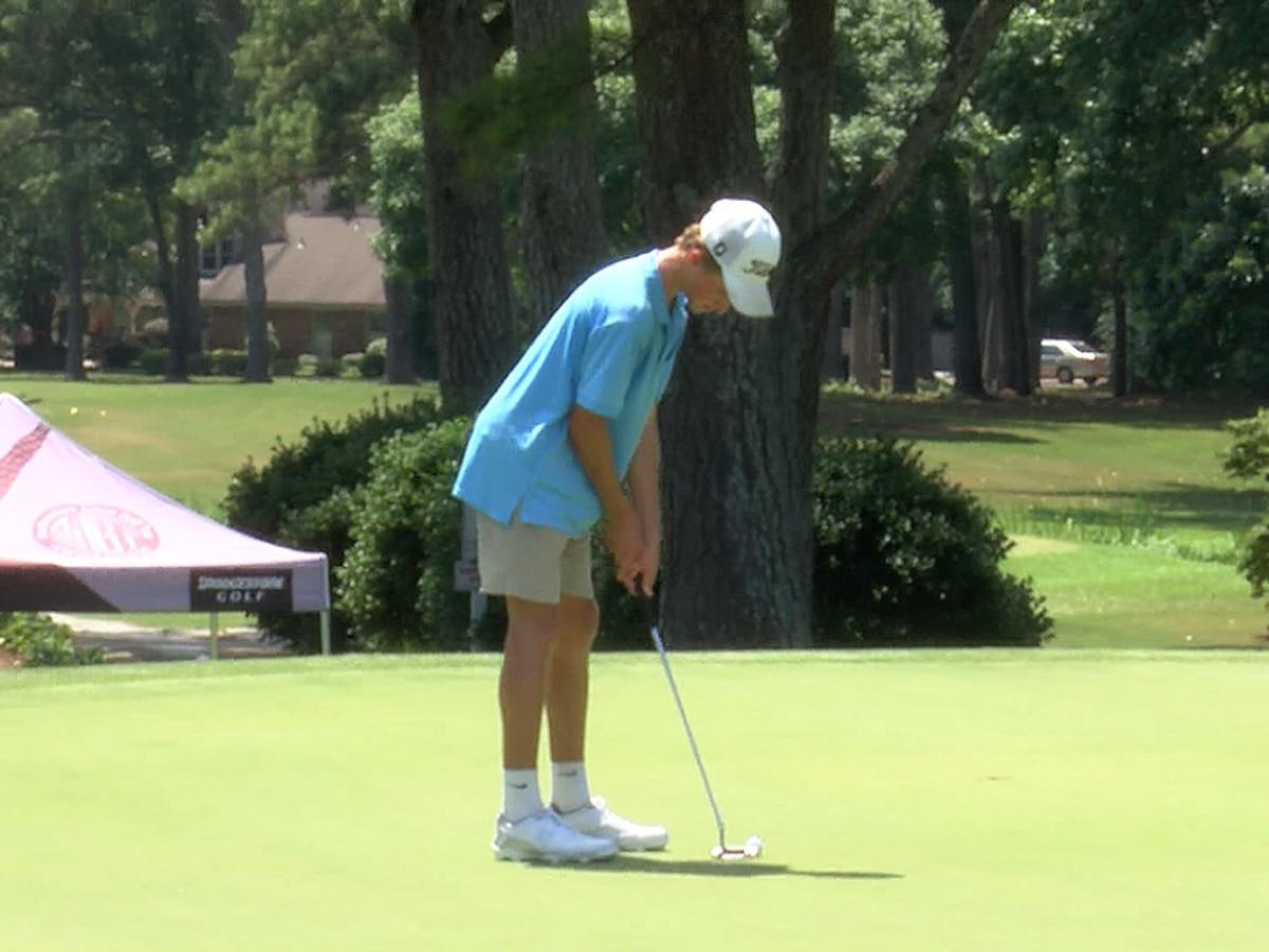 Local golfers compete in Southeastern Junior Golf Tour