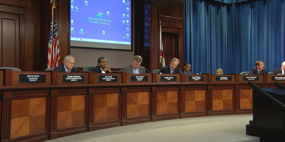 Huntsville City Council passes FY 2019 budget with amendments for retirees