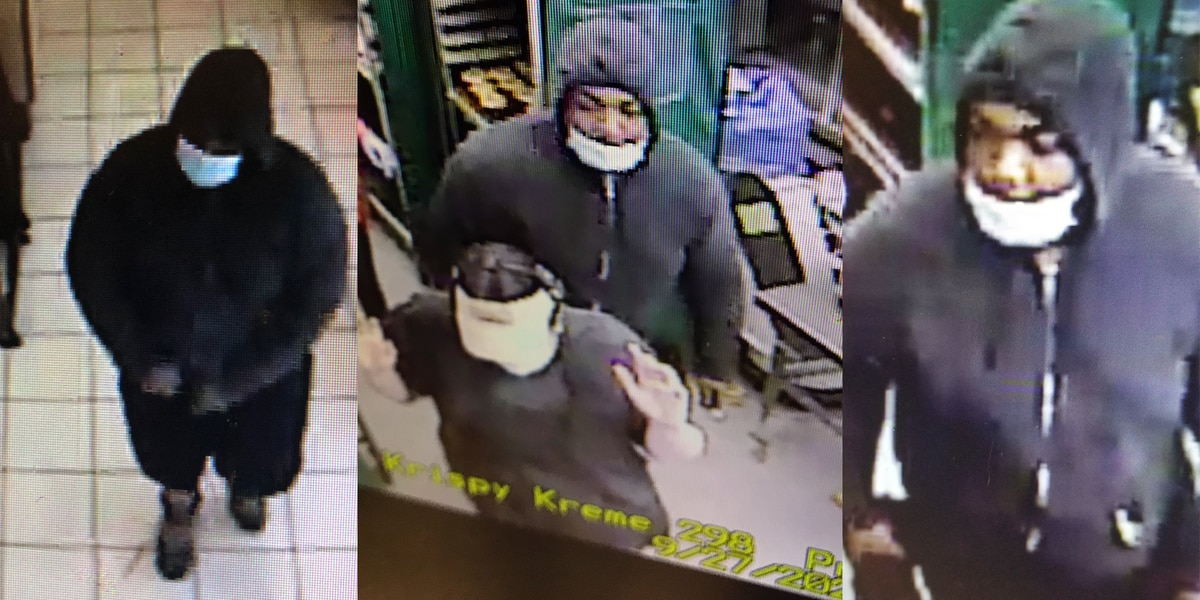 Help Decatur Police identify this robbery suspect