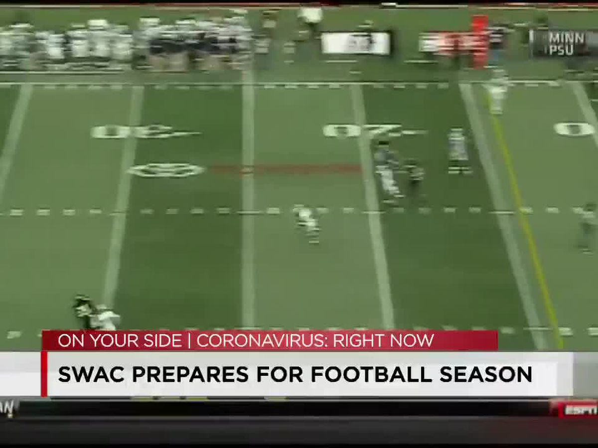 SWAC gearing up to play in the Spring