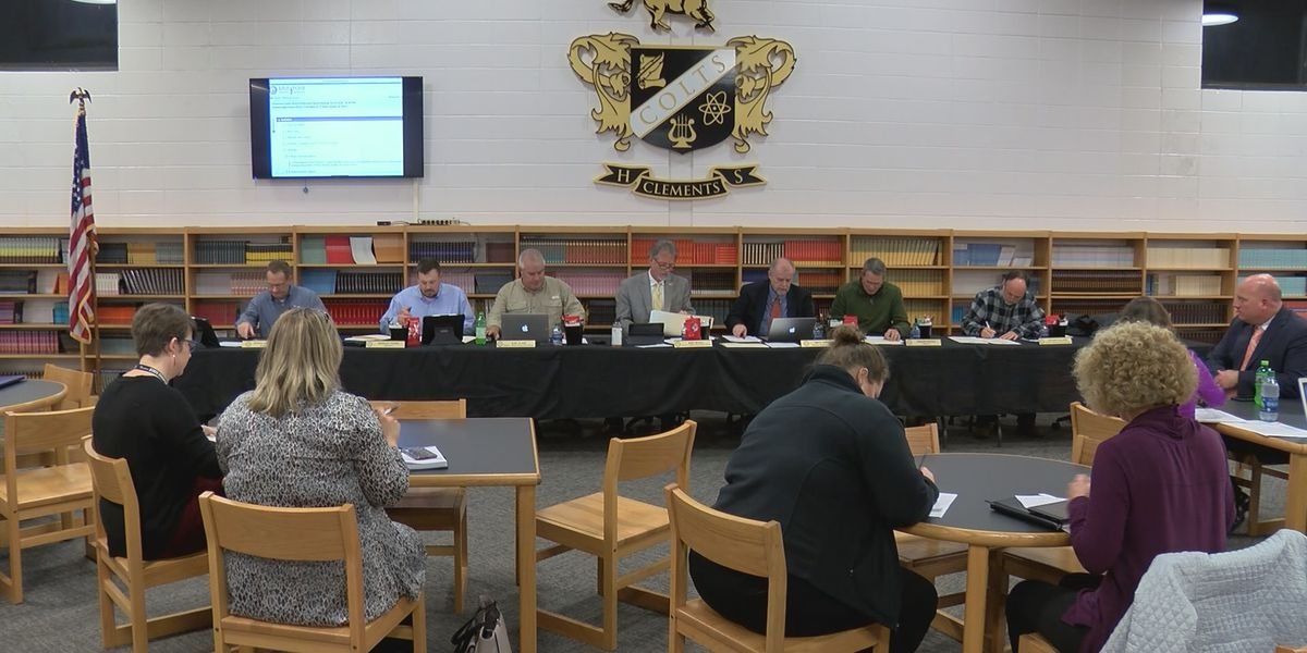 5 candidates recommended for Limestone County Schools superintendent